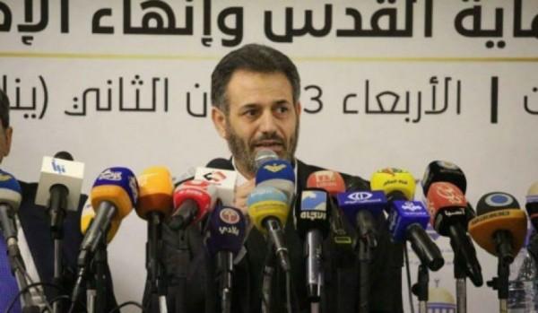 عطايا: التطبيع فشل على المستوى الشعبي العربي والإسلامي