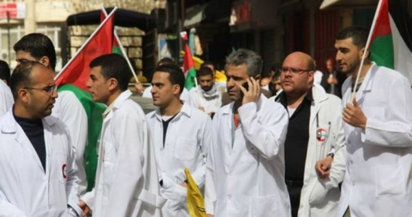 نقابة الأطباء الفلسطينية: نضع كافة الامكانيات تحت تصرف نقابة اطباء وصحة بيروت