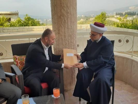 الجهاد الإسلامي  في الشمال تلتقي  حركة الإصلاح والوحدة