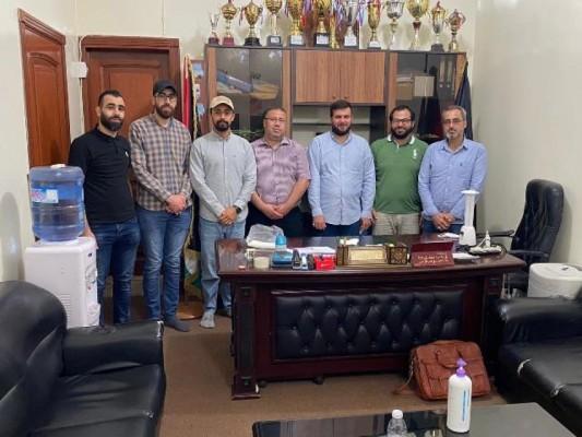 رابطة بيت المقدس  تستقبل التعبئة التربوية بـ حزب الله  في صور