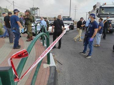إصابة جنديين في عملية دهس جنوب نابلس المحتلة