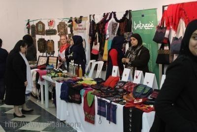 دعوة لحضور افتتاح معرض التراث الوطني الفلسطيني  الثاني عشر