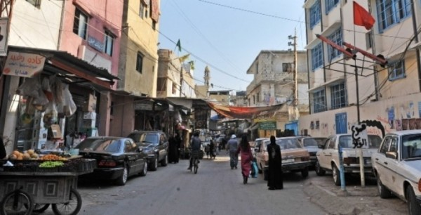 إجراءات وقائية وتسكير مداخل في حي العرب بـ عين الحلوة