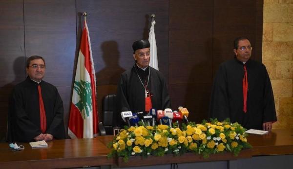 في هذا الظرف الدقيق الذي يمر به لبنان بطريرك الموارنة يترجم الاتفاق القديم مع الصهيونية العالمية: