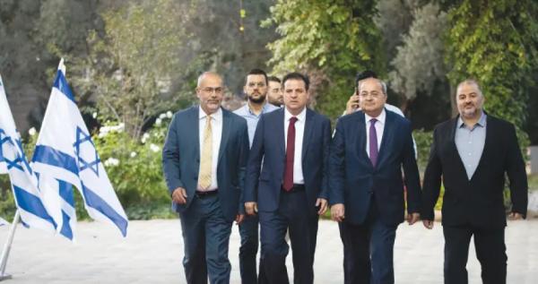 القائمة المشتركة توافق على مشروع قانون يمنع نتنياهو من تشكيل الحكومة