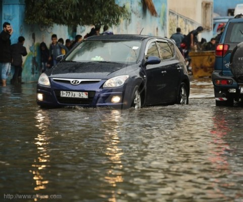 الأرصاد الجوية : أمطار متفرقة اليوم وبدء منخفض جوي عصر غدٍ حتى الثلاثاء