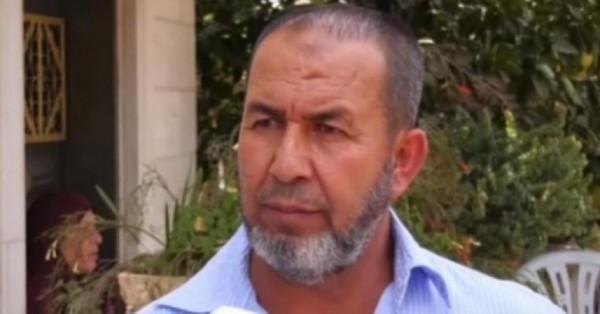 سلطات العدو تفرج عن والد الشهيد أشرف نعالوة