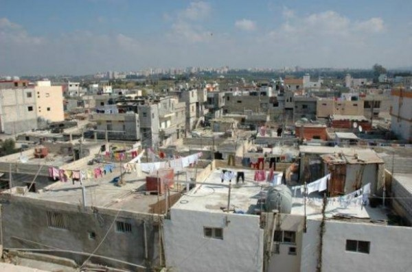 لقاء مصالحة بين عائلات ديب وموسى ومشعل والخواص في  الرشيدية