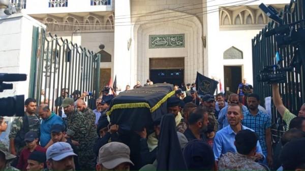 شلح إلى جانب الشقاقي في اليرموك  تأخّر الردّ المصري يحسم الدفن في دمشق