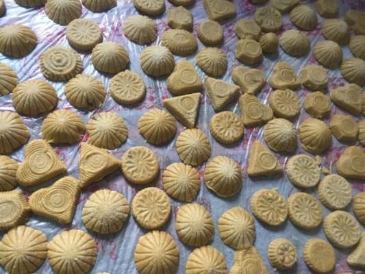 زيتونة  تنظم ورشة صناعة كعك العيد في  عين الحلوة