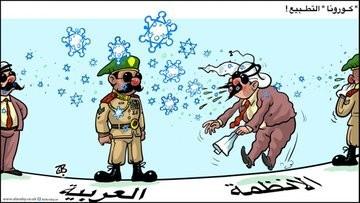 النظام في الأردن يعاقب: