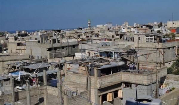 اللجنة الشعبية في  المية ومية  تحيي جهود الهلال الأحمر الفلسطيني في مواجهة  كورونا
