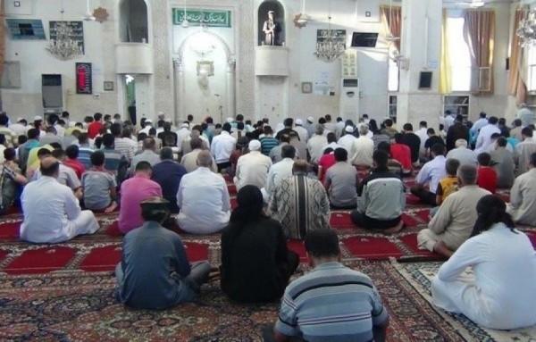 القوى الإسلامية في عين الحلوة : اعادة فتح ابواب المساجد ابتداء من اليوم