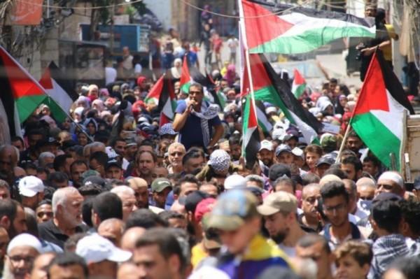 قانون قيصر  وتداعياته على اللاجئين الفلسطينيين في لبنان وسوريا