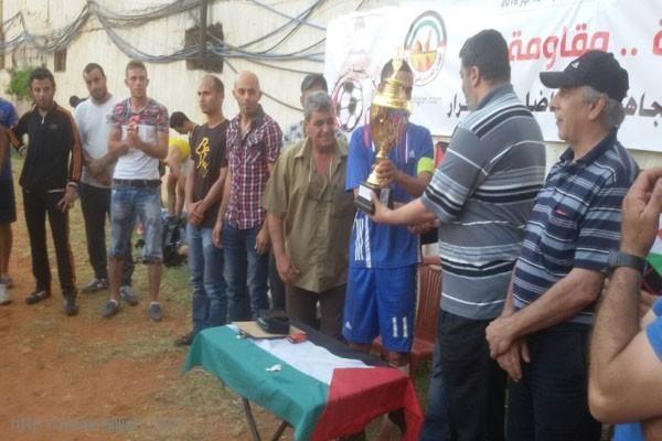 دورة رياضية بمناسبة يوم العودة وذكرى عيد المقاومة والتحرير