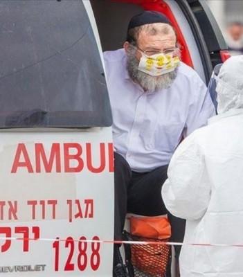 أكثر من 98 ألف إصابة بـ كورونا  في الكيان الصهيوني