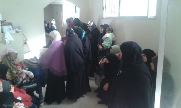اليوم الصحي المجاني بمناسبة ذكرى ولادة الرسول الاكرم واسبوع الوحدة الاسلامية