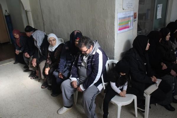وماً صحيا مجانيا تخصصيا دعماً للشعب الفلسطيني الصامد في مستشفى الشفاء مخيم نهر البارد الشمال