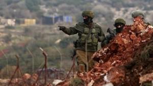 استفزازات صهيونية على الحدود مع لبنان