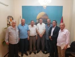 تحالف القوى الفلسطينية في لبنان: لإيجاد قوى أمنية مشتركة لمواجهة الآفات الإجتماعية