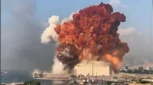 شهيدان فلسطينيان في انفجار مرفأ بيروت
