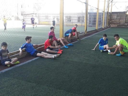 تمرين رياضي