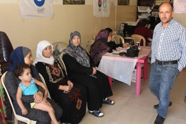 بالصور اليوم الصحي في مخيم الجليل –بعلبك