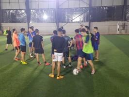 نشاط لفريق شباب العهد الرياضي