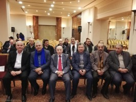 لقاء موسّع للأحزاب والقوى اللبنانية وفصائل الثورة الفلسطينية في أوتيل رامادا ضد صفقة القرن