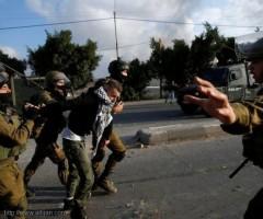 العدو الاسرائيلي يشن حملة اعتقالات بالضفة الغربية المحتلة