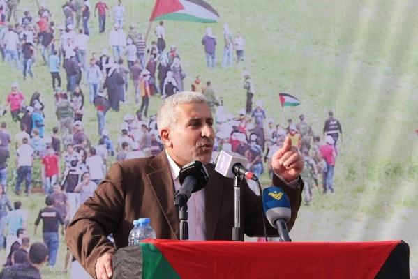 مهرجان يوم العودة 15 ايار في مخيم الرشيدية