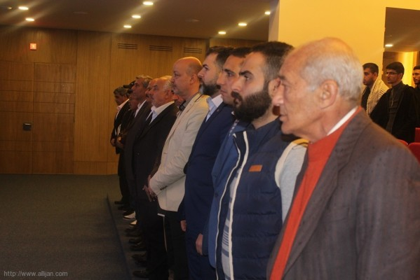 ندوة بمناسبة اليوم الدولي للتضامن مع الشعب الفلسطيني في جامعة LIU