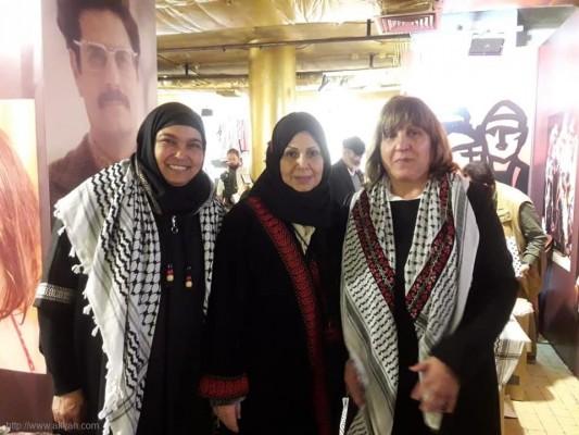 معرض  التراث الوطني الفلسطيني الثاني عشر