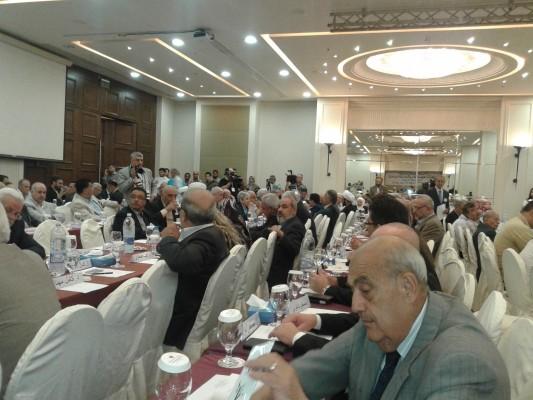 المؤتمر القومي الدورة السابعة لدعم المقاومة ورفض تصنيفها بالارهاب