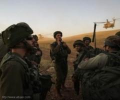 جيش الاحتلال يجري 4 تدريبات في المنطقة الشمالية