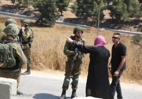إصابات على يد الاحتلال غرب مدينة طولكرم