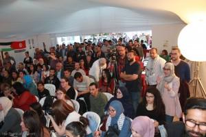 لجان العمل تشارك في أسبوع الثقافة والتراث الفلسطيني في تونس