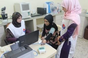 اياما صحية مجانية تخصصية دعما للشعب الفلسطيني الصامد في مخيمات لبنان