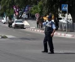 إغلاق عدة طرق في قطاع غزة اليوم