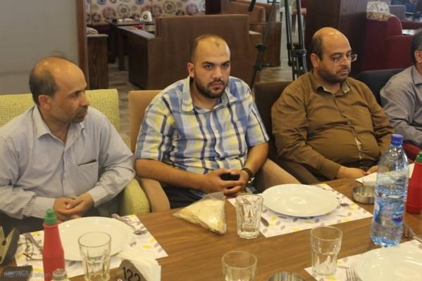 تكريم و حفل غداء على شرف جمعية الاطباء الرساليين بدون حدود الايرانية والهيئة الصحية الاسلامية في حزب الله والطاقم المرافق