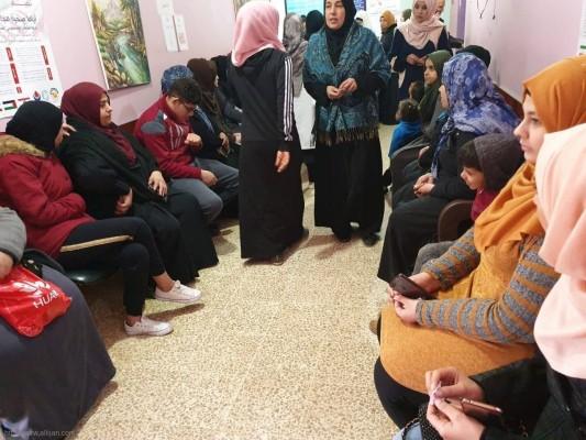 يوماً صحيا مجانيا تخصصيا دعماً للشعب الفلسطيني الصامد في مقر اللجنة الشعبية بمخيم مارالياس
