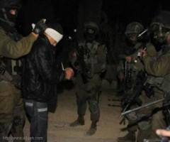 الاحتلال يعتقل مواطنا شمال بيت لحم