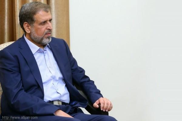 لقاء الإمام الخامنئي بأمين عام حركة الجهاد الإسلامي رمضان عبد الله شلح