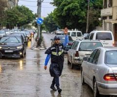 حالة الطرق في قطاع غزة اليوم الاثنين 9/12/2019