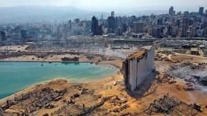 الصدفة كشفت خيوط المخطط الجهنمي لتدمير لبنان تحوبل لبنان من مركز تجاري - مصرفي مميز الى خراب: