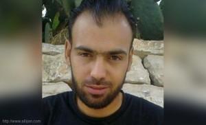 الاسير الفلسطيني مصعب الهندي يستمر بإضرابه عن الطعام