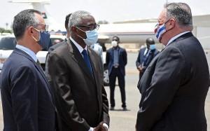 47 شرطاً على السودان لتطبيع علاقاته مع الكيان الصهيوني: