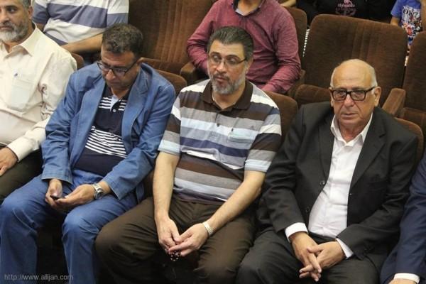 احتفال ذكرى انتصار المقاومة على العدو الصهيوني و الذكرى الـ 47 لإحراق المسجد الاقصى وذكرى استشهاد ناجي العلي